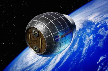 La ISS tendrá habitaciones hinchables el próximo año, primer paso para un futuro hotel espacial
