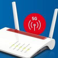 AVM trae a España el FRITZ!Box 6850 5G, un router con WiFi AC que podrás conectar a las redes móviles 5G a 1,3 Gbps