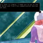 Alone With You, el juego de ciencia ficcion, romance y pixelart al estilo de los 90