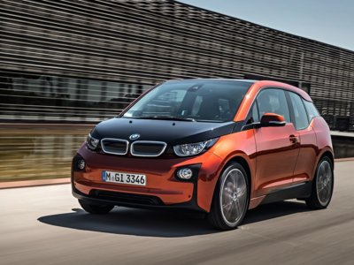 Los BMW i3 (94 Ah) e i8 Protonic Red Edition ya están disponibles en México