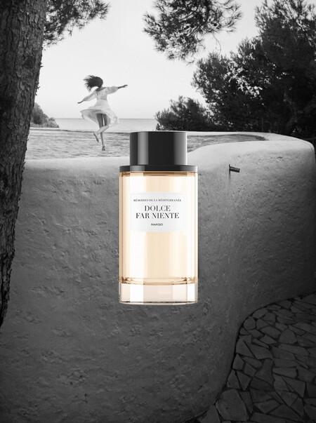 Mango apuesta por la belleza lanzando una colección de perfumes inspirados en el Mediterráneo y cosméticos para el cuidado corporal y del pelo