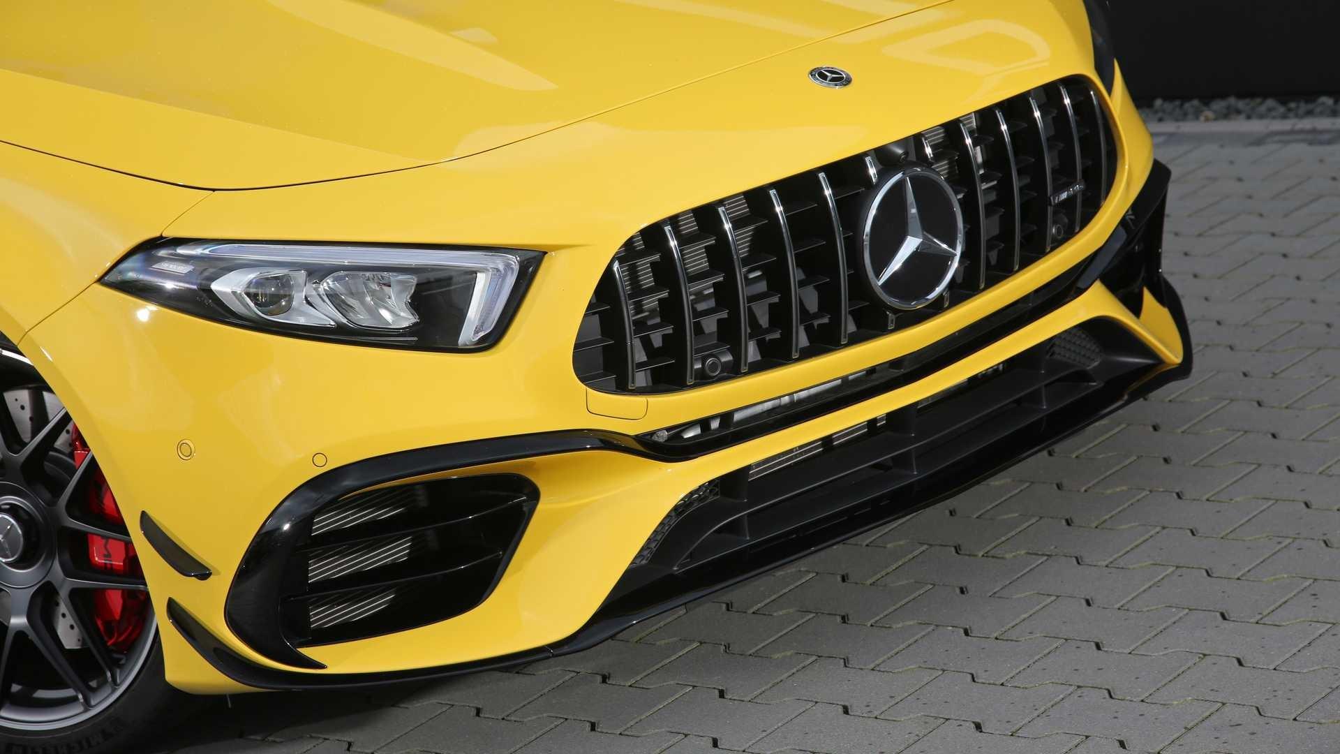 Foto de Mercedes-AMG A 45 S por Posaidon (7/14)