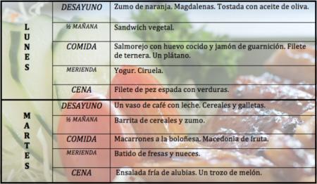 Tu dieta semanal con Vitónica (XXV)