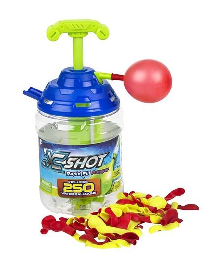Bomba con 250 globos de agua, rebajada en Amazon de 10 euros a sólo 6,95 euros ¡Un juego divertido para el verano!