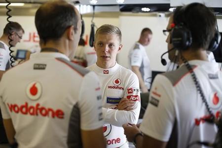 Kevin Magnussen quiere debutar en la F1 el año que viene