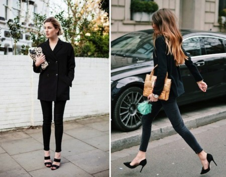 street style color negro