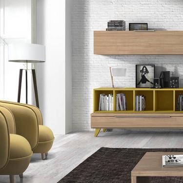 La gran duda del cliente ¿madera o aglomerado? pensar en la función del mobiliario da la pista para comprarlo