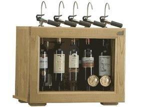 Wine Dispenser, dosificador de vino por copas