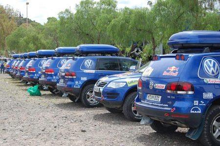 Volkswagen en el Dakar: misión cumplida
