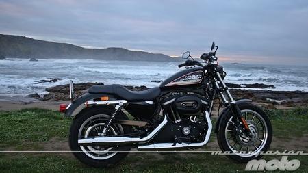 Harley Davidson Sportster XL 883 R, prueba (características y curiosidades)