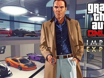 GTA Online: roba coches como si no hubiera un mañana en Importaciones/Exportaciones