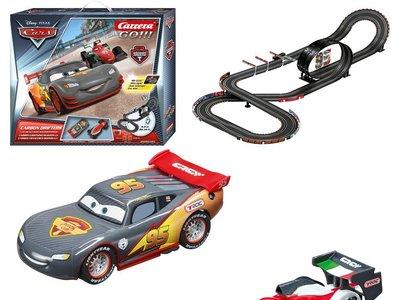 Por sólo 45,95 euros puedes hacerte con el circuito Disney/Pixar Carrera GO!!! en Amazon. Envío gratis