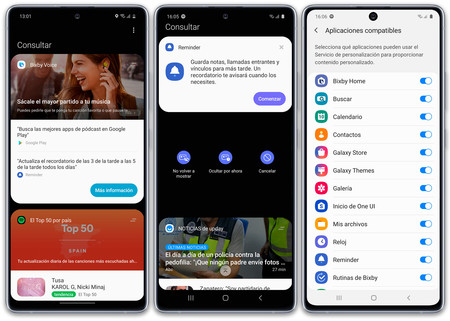 Samsung Galaxy S10 Lite S10 Software Bixby 01