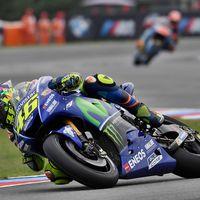 """Valentino Rossi: """"Perdimos el podio por no comunicarnos bien, en Honda son mejores con flag to flag"""""""