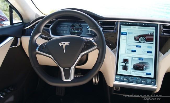 Tesla Model S prueba en Ibiza 22