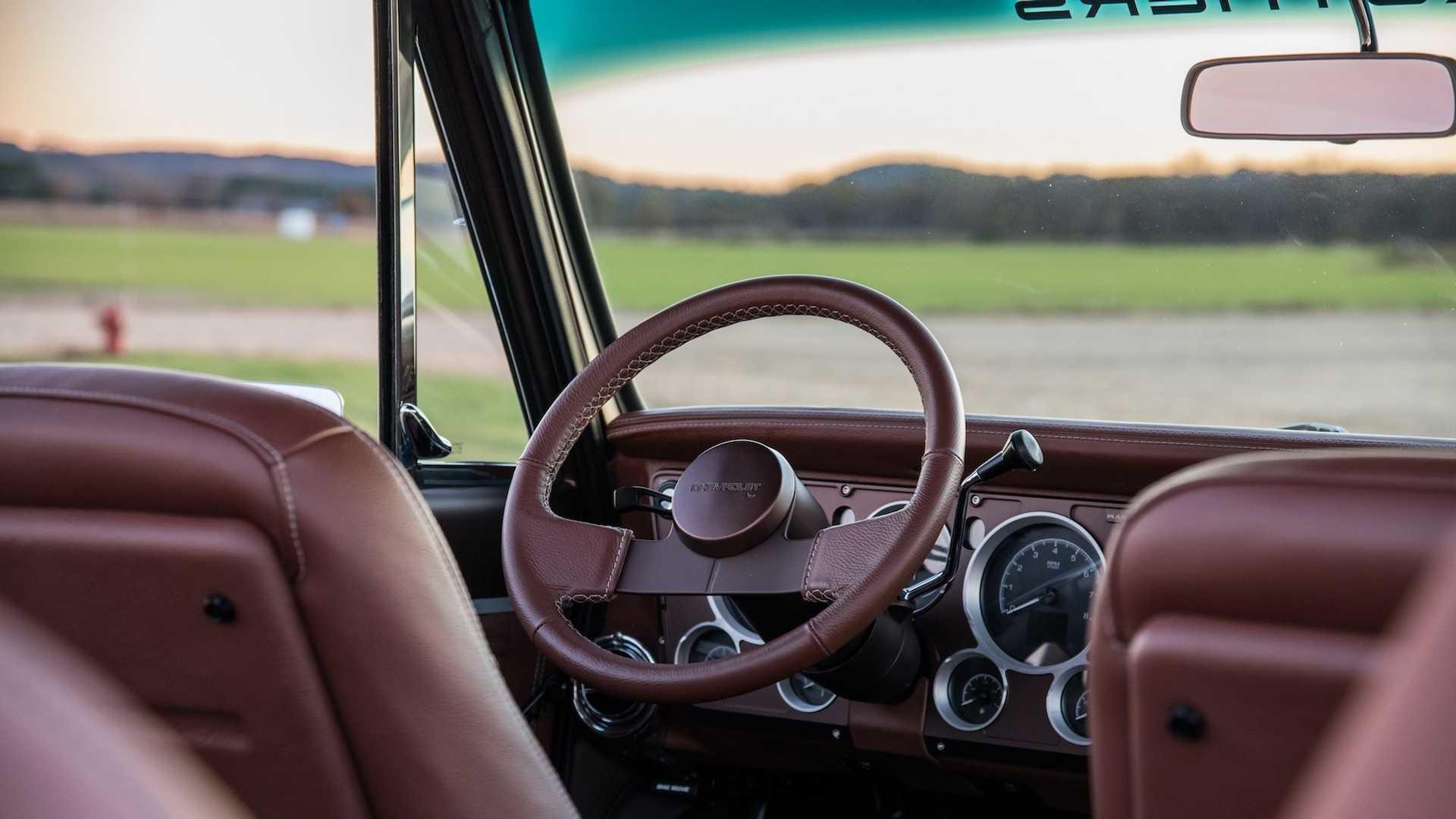 Foto de Ringbrothers Chevrolet K-5 Blazer 1971 (16/73)