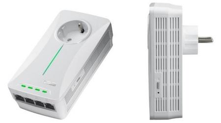 Asus presenta sus nuevos adaptadores PLC de 500 Mbps