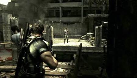 'Resident Evil 5' contará con un sistema de cobertura