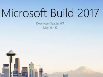 Sigue hoy en directo y con vídeo las novedades de Microsoft en la Build 2017