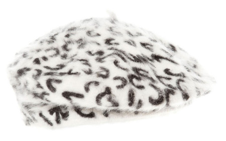 boina leopardo