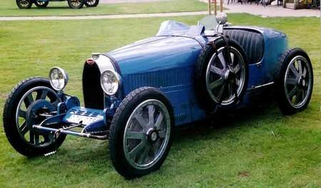Bugatti Typ 35a 1925