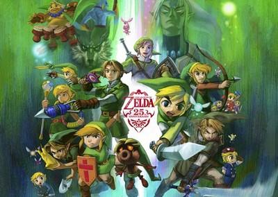 Personajes míticos (IX): Link