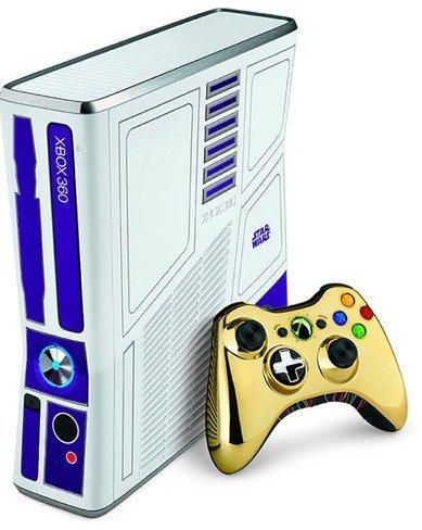 Xbox 360 en edición Star Wars