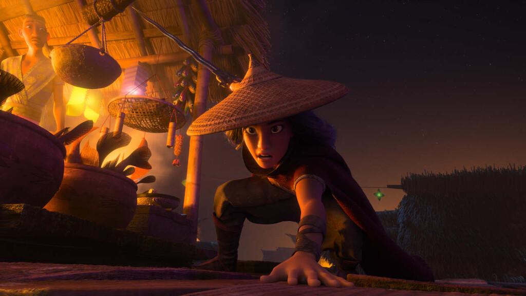 'Raya y el último dragón' tras los pasos de 'Mulán': el nuevo tráiler confirma el estreno simultáneo en cines y Disney+ con coste adicional
