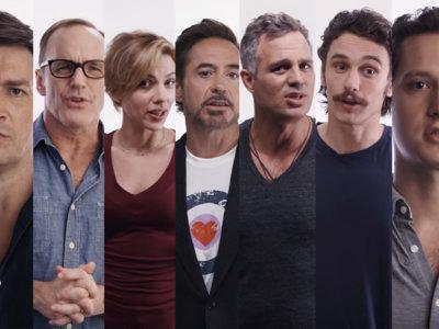 'Save the Day', la campaña que reúne a un montón de famosos para ¿atacar a Donald Trump?