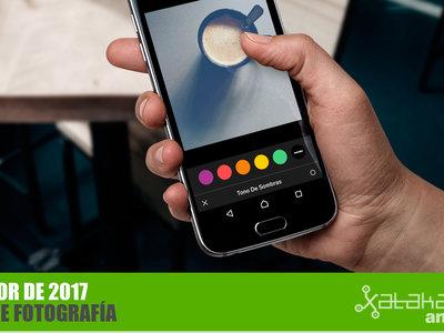 Las mejores apps de fotografía para Android de 2017