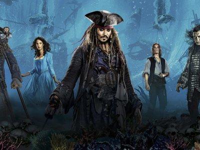 Estrenos y taquilla en España (26 de mayo): Los Piratas de Disney, viento en popa hacia nuestras salas