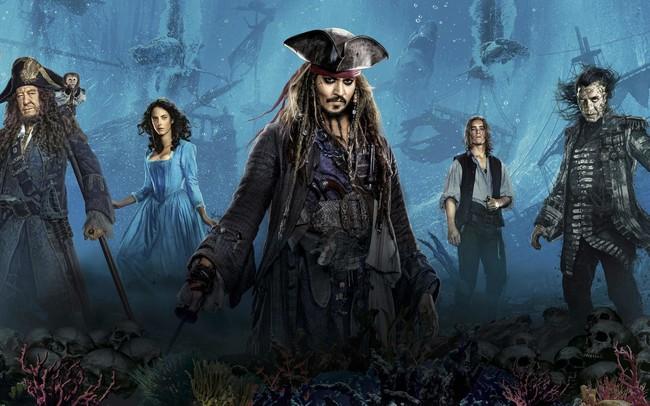 Piratas Del Caribe Venganza Salazar