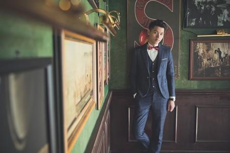 Nueve looks, nueve ideas: Outfits para San Valentin con el traje como protagonista