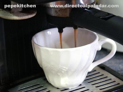 helado cafe cafetera