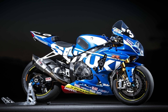 Suzuki Endurance Racing Team 2015 000