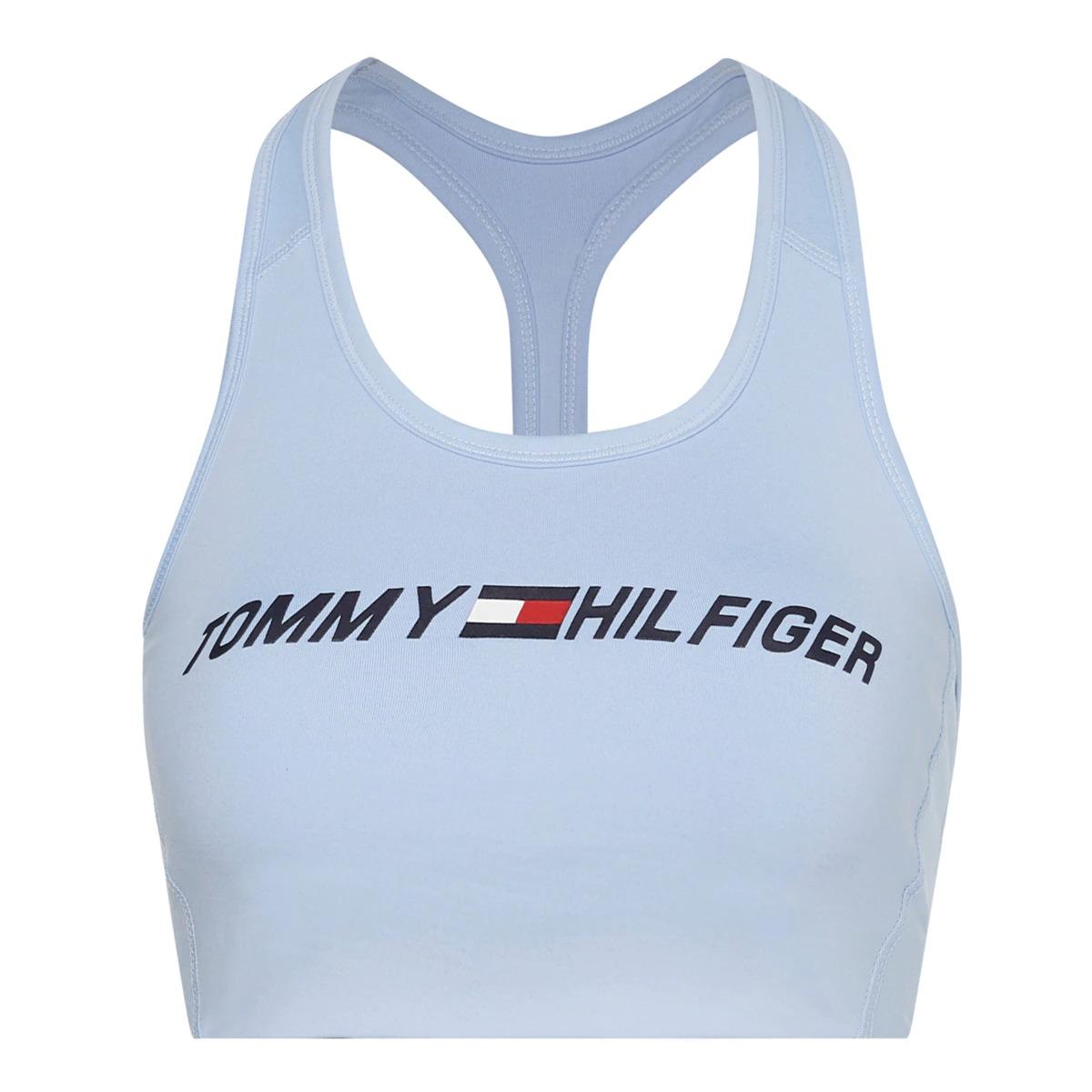 Sujetador deportivo de mujer Light Intensity Grap Tommy Hilfiger Sport
