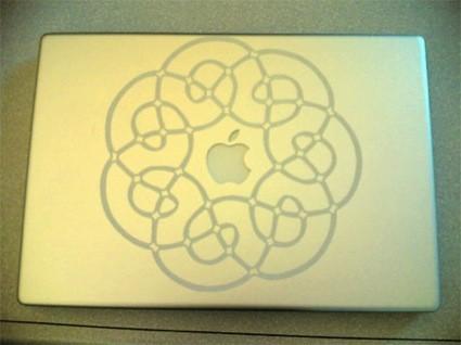 Grabado láser en PowerBook (o en lo que quieras)