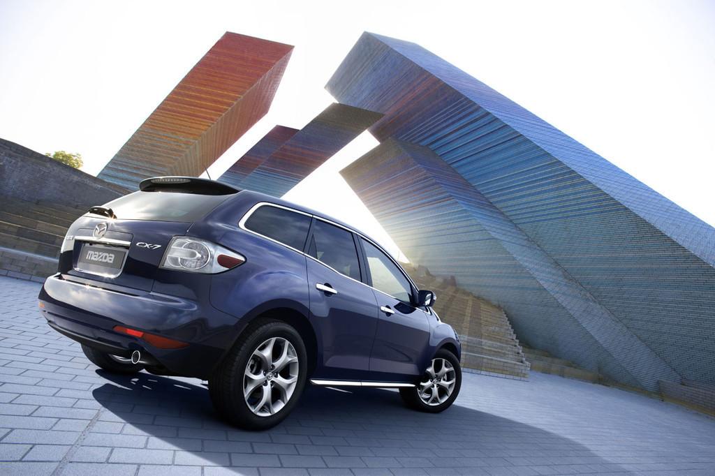 Foto de Mazda CX-7 2009 (11/14)
