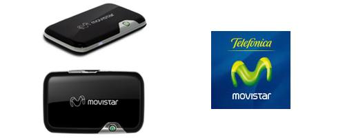 Novatel MIFI, router 3G portátil con Movistar
