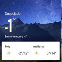 Apex Weather, la nueva app del tiempo de los creadores de Apex Launcher