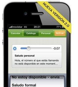 fonYou 2.0 para iPhone con mejoras notables