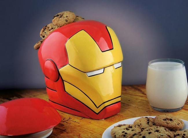 Caja de Iron Man