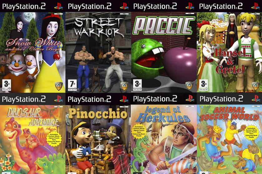 Esta compañía creaba los juegos más cutres y las portadas más feas que hayas visto nunca, y hoy son un caramelo para los coleccionistas