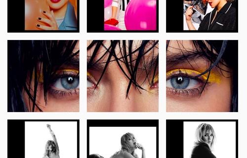 Los mosaicos en la galería de Instagram, cada vez más populares