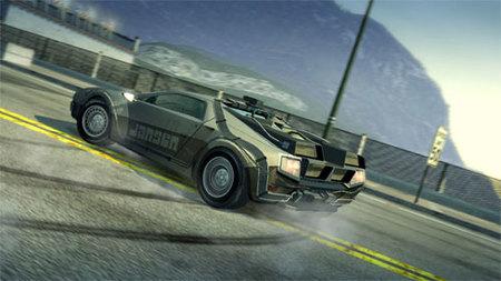 La mejor actualización de la historia: el DeLorean de Marty McFly recorrerá 'Burnout Paradise'