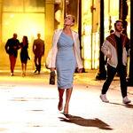 No es un look de Carrie Bradshaw, tan solo es Sarah Jessica Parker en su último rodaje
