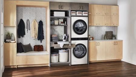 LG presenta WashTower, una nueva torre de lavado con secadora y lavadora integradas