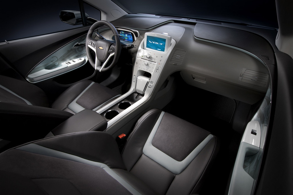 Foto de 2011 Chevrolet Volt (9/11)
