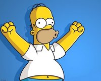 Homer Simpson, elegido mejor personaje de ficción