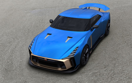 Nissan Gt R50 Italdesign